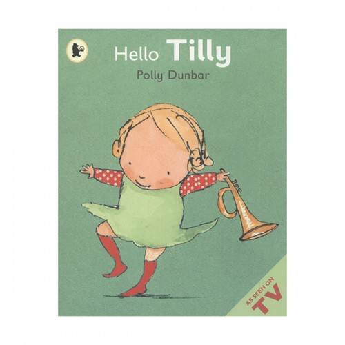 Tilly and Friends: Hello Tilly (Paperback, 영국판)