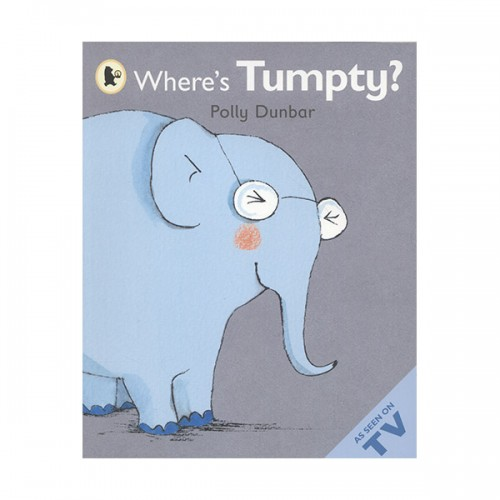 Tilly and Friends: Where's Tumpty? (Paperback, 영국판)