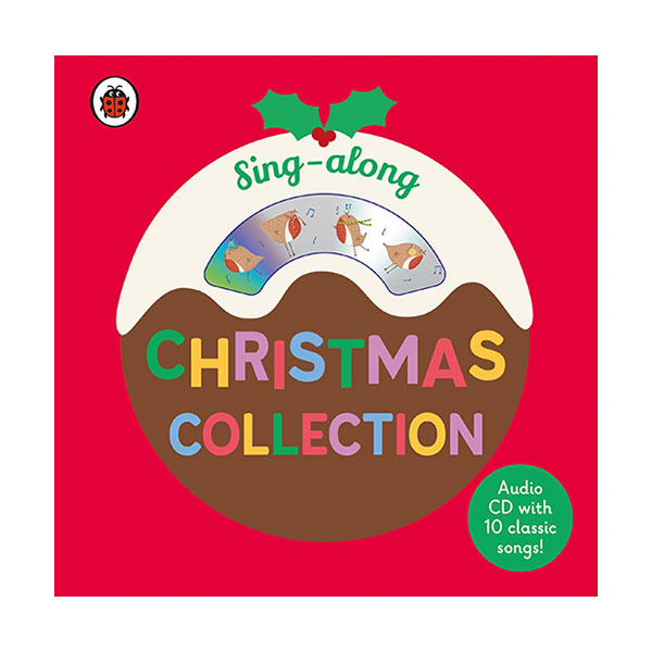 Sing-along Christmas Collection (Board book&CD, 영국판)