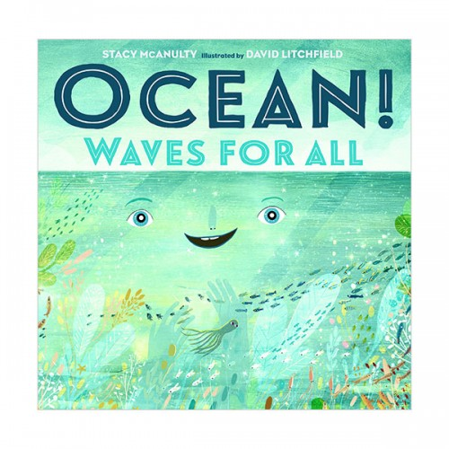 Our Universe : Ocean! Waves for All (Hardcover)