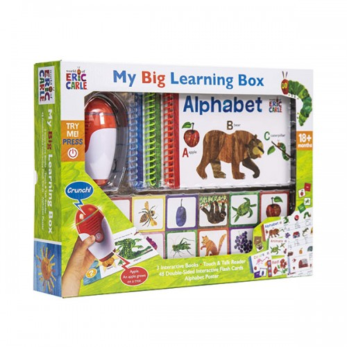 World of Eric Carle : My Big Learning Box