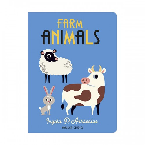 Farm Animals (Board book, 영국판)