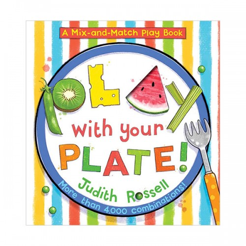 Play with Your Plate! (Board book)