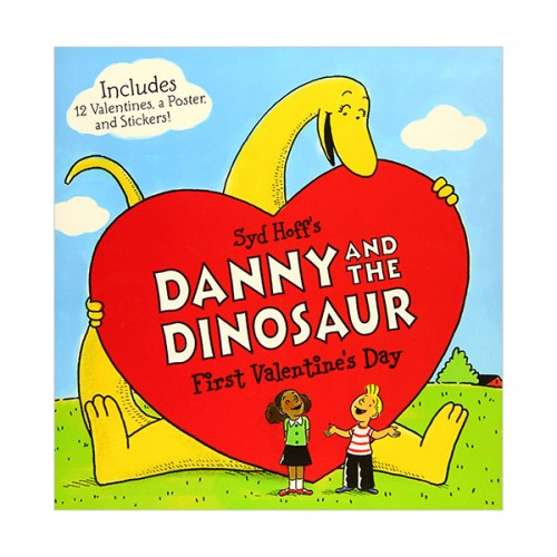 Danny and the Dinosaur : First Valentine's Day (Paperback)
