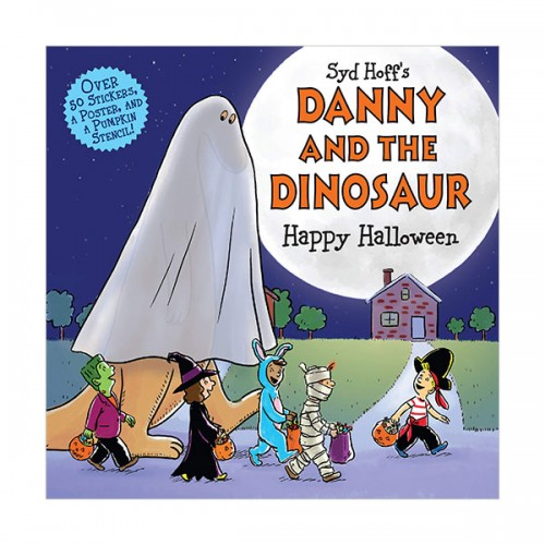 Danny and the Dinosaur : Happy Halloween (Paperback)