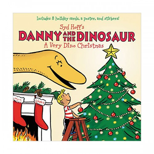 Danny and the Dinosaur : A Very Dino Christmas (Paperback)