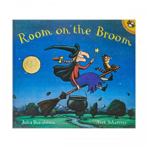 Room on the Broom (Paperback)
