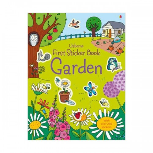 First Sticker Book :Garden (Paperback, 영국판)