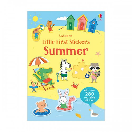 Little First Stickers Summer (Paperback, 영국판)
