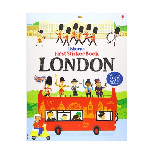 First Sticker Book London (Paperback, 영국판)