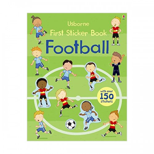 First Sticker Book Football (Paperback, 영국판)