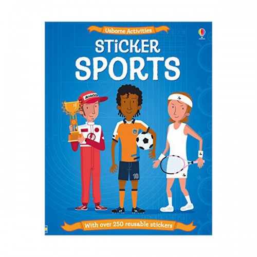 Sticker Dressing Sports (Paperback, 영국판)