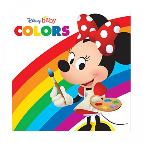 ★키즈코믹콘★Disney Baby : Colors (Board Book)