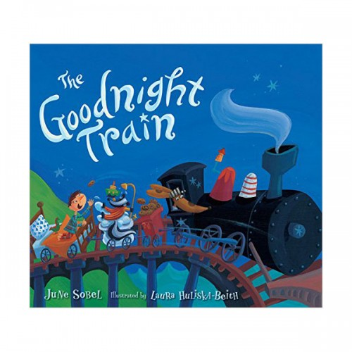 The Goodnight Train (Board book)