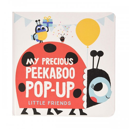My precious Peekaboo Pop up : Little Friends (Board book, 영국판)
