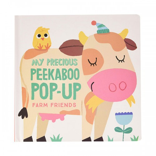 My precious Peekaboo Pop up : Farm Friends (Board book, 영국판)