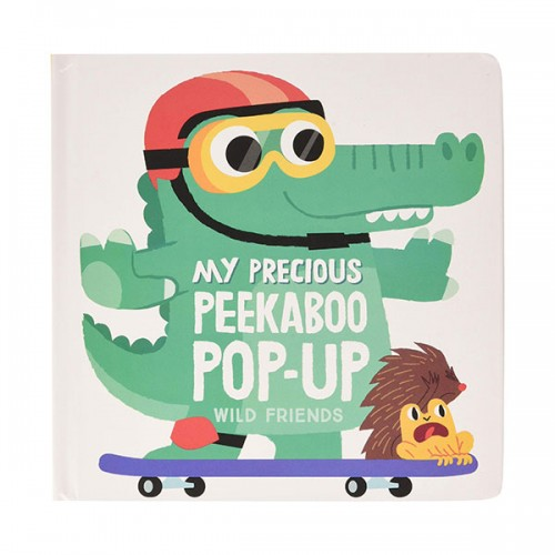 My precious Peekaboo Pop up : Wild Friends (Board book, 영국판)