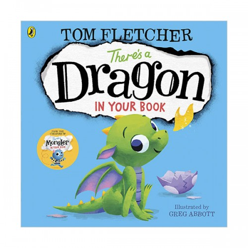 There's a Dragon in Your Book (Paperback, 영국판)