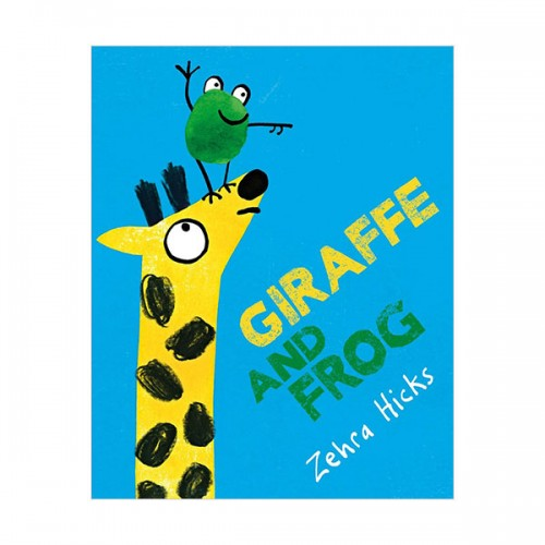 Giraffe and Frog (Paperback, 영국판)