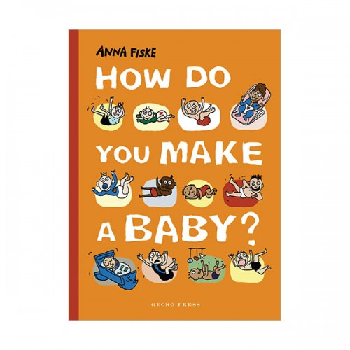 How Do You Make a Baby? (Hardcover, 영국판)