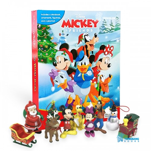 My Busy Books : Disney Mickey's Christmas (Board book)
