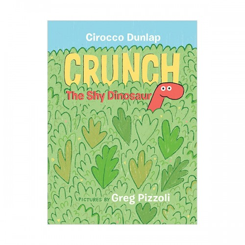Crunch the Shy Dinosaur (Paperback)