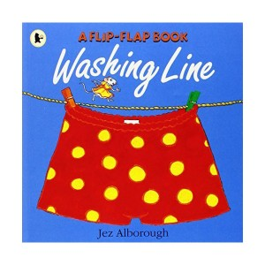 Jez Alborough : Washing Line (Paperback, 영국판)