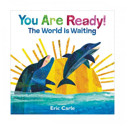 에릭칼 The World Is Waiting : You Are Ready! (Hardcover)