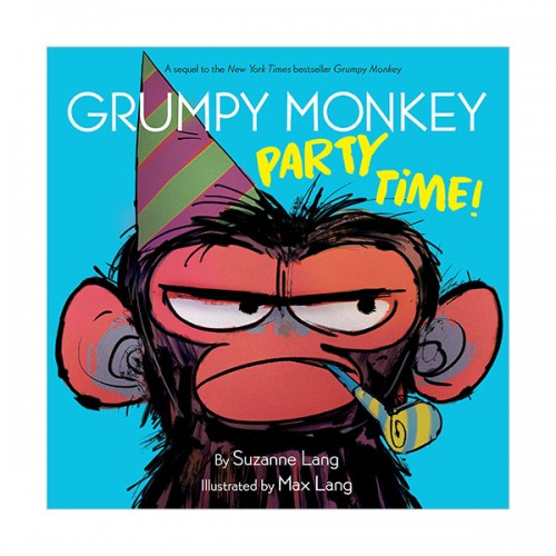 Grumpy Monkey Party Time! (Hardcover)