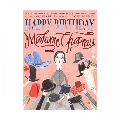 Happy Birthday, Madame Chapeau (Hardcover)