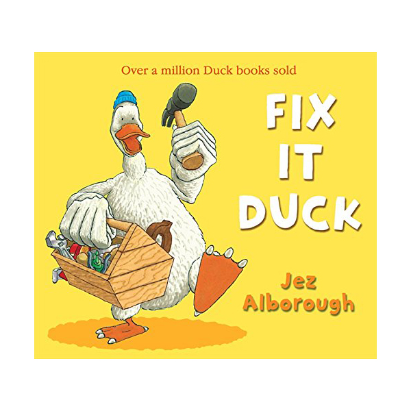 RL 2.1 : Jez Alborough : Fix-It Duck (Paperback)