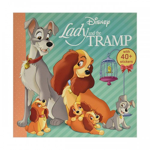 Disney Classic : Lady and the Tramp (Paperback)