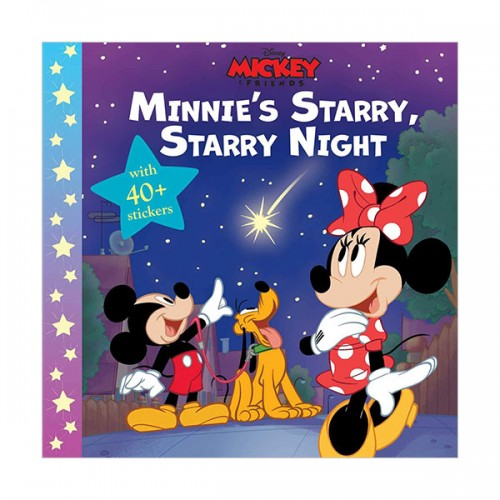 Disney Classic : Minnie's Starry, Starry Night (Paperback)