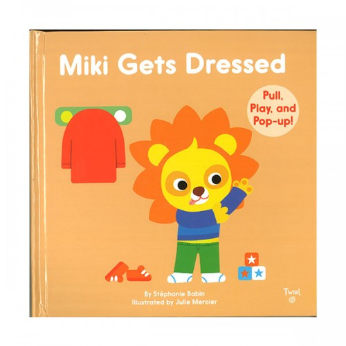 Miki Gets Dressed (Hardcover)