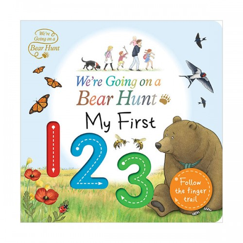 We're Going on a Bear Hunt : My First 123 (Board book)