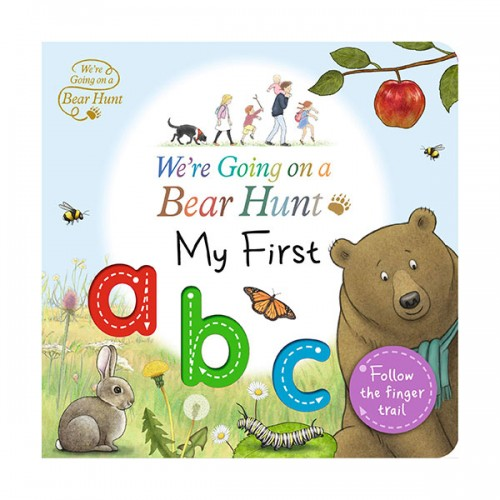 We're Going on a Bear Hunt : My First ABC (Board book)