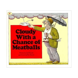Cloudy With a Chance of Meatballs (Paperback)