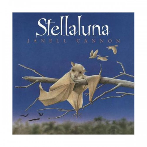 스텔라루나 Stellaluna (Board book)