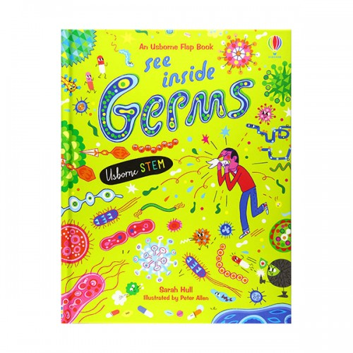See Inside Germs (Board book)(UK)