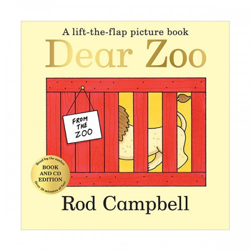 Dear Zoo : Picture Book and CD (Paperback & CD, 영국판)