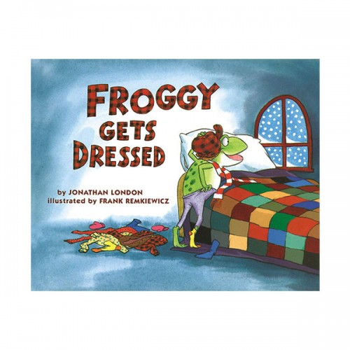 Froggy Gets Dressed (Paperback)