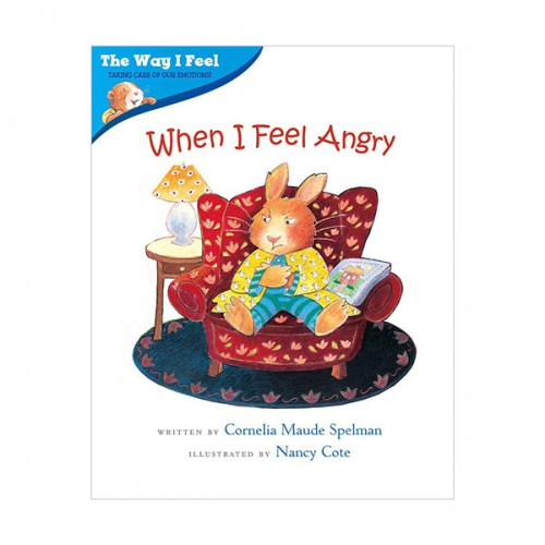 The Way I Feel Books : When I Feel Angry (Paperback)