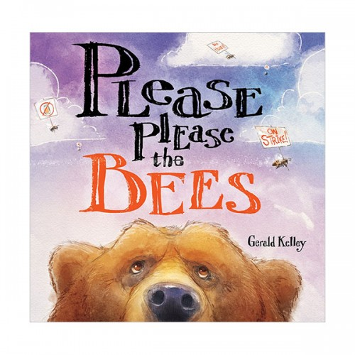 Please Please the Bees (Hardcover)