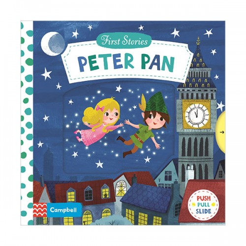 First Stories : Peter Pan (Board book, 영국판)