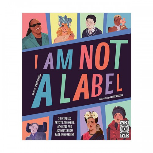I Am Not a Label (Hardcover, 영국판)