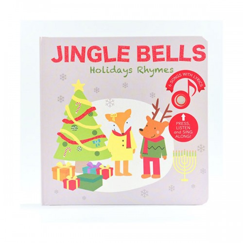 Jingle Bells and Other Christmas Songs (Board book, Sound book)