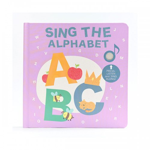 Sing The Alphabet (Board book, Sound book)