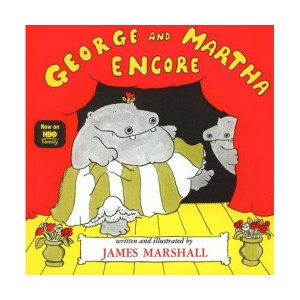 George and Martha Encore (Paperback)