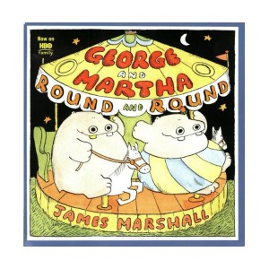 George and Martha Round and Round (Paperback)
