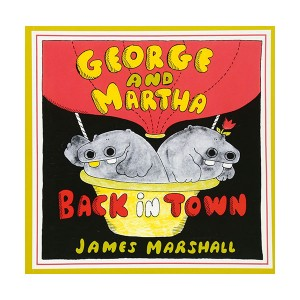 George and Martha Back in Town (Paperback)